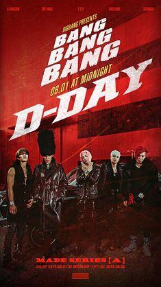 [BIGBANG - MADE SERIES [A] D-DAY]