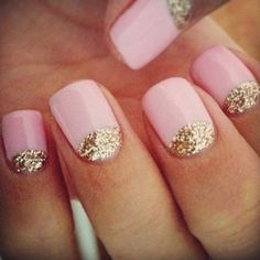 Awesome 16 Stylish Nail Art Designs With Tape http://www.designsnext.com/16-stylish-nail-art-designs-with-tape.html