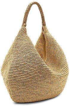 Crochet Bowl, Bead Crochet, Summer Handbags, Summer Bags, Diy Sac, Basket Bag, Crochet Handbags, Medium Bags, Knitted Bags