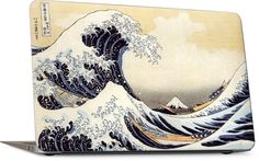 """wearejapan: """"SEE: Hokusai's Great Wave, Emblazoned on Banknotes A redesign of Japan's banknotes is set to coincide with the new imperial era this month. Amongst the new designs, Hokusai's iconic The Great Wave off Kanagawa is set to adorn the. No Wave, Japanese Waves, Japanese Prints, Japanese Poster, Japanese Artwork, Japanese Style, Vintage Japanese, Hokusai Great Wave, Frida Art"""