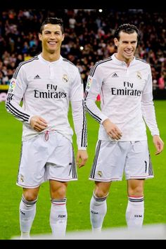 Cristiano and Bale ♥ - Real Madrid