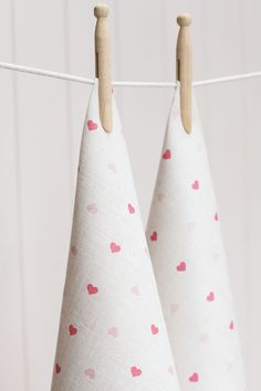 """NEW """"LOVE YOU"""" fabric available in two colourwaves by Peony and Sage"""