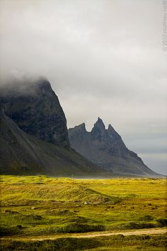 Mathieu Noel's photograph of Iceland- Hofn