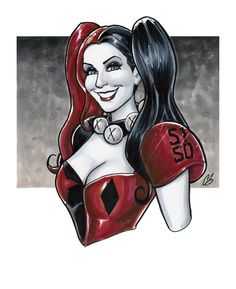 Harley Quinn by Chris Butler