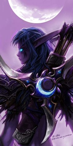 Night elf.