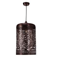 Kenroy Home Creole 93441AC Pendant Light | from hayneedle.com $145 27 long, 16 wide