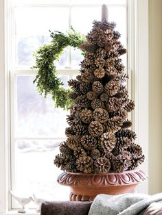 Holiday Decorating Ideas - Country Christmas Decorations - Country Living