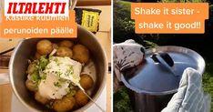 TikTokin myötä myös nuoremmat ovat kiinnostuneet ruoka-aiheisista videoista, joita Maa- ja kotitalousnaiset tuottavat. Joko, Potato Salad, Mashed Potatoes, Maa, Chicken, Ethnic Recipes, Smash Potatoes, Cubs