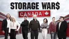 Storage Wars Canada Tv Schedule, Episode Online, Tv Episodes, Modern Family, Reality Tv, Canada, War, Storage, Music