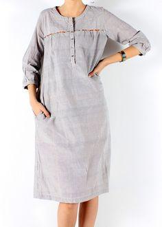 Matta Miya Stripe Tunic Dress