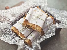 Almond, Fig, and Apricot Squares