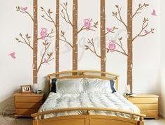 Etiqueta de la pared del cuarto de niños bebé por DesignedDesigner, $98.00