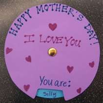 Mother's day project