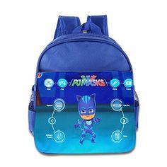 PJ Masks Connor Catboy Kids School Backpack BagSmall Bag For Boys And Girls  1-6 f430b97cc59e1