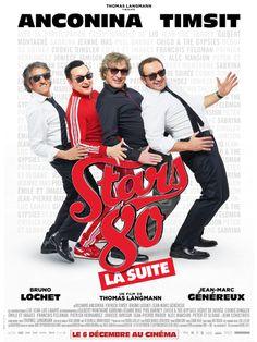 Quatre ans maintenant que la tournée Stars 80 remplit les salles. Alors que les chanteurs partent pour une semaine de ski bien méritée, leurs producteurs Vincent et Antoine découvrent qu'ils ont été victimes d'une escroquerie et risquent de tout perd...