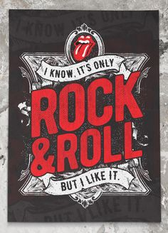 RAWZ — I know, it's only rock'n'roll… but I like it.