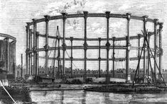 As plans by the major gas network operators to demolish Victorian era gas holders are announced, Daniel Johnson brings you 20 of the most famous and iconic across the country