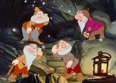 - Snow White and the Seven Dwarfs