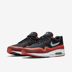3fd5926c3d36 ... real the nike air max lunar 1 br black lava has hit the stores recently  in