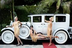 It is safe to say that Gatsby has been one of the leading trends this season and that has spread into the area of wedding as well. Take a look at some of the Great Gatsby inspired looks :) Great Gatsby Party, The Great Gatsby, Great Gatsby Motto, Gatsby Themed Party, Great Gatsby Fashion, 1920s Party, Roaring 20s Wedding, Roaring 20s Party, 1920s Wedding