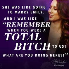lol I laughed so much at this when I saw it then I cried when I realized NO MORE PLL EPISODES 😭😭😭😭😭😭😭😭😭😭😭😭😭😭😭😭