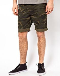 Image 1 ofMinimum Camo Shorts