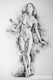 woman drawing figure - Google Search