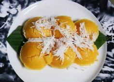 Thai dessert ( ขนมตาล )
