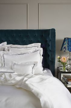Luxury silk bedding collections featuring silk pillowcases, silk fitted sheets, silk flat sheets and silk duvet covers made from A Grade Mulberry silk. Linen Bedroom, Bedroom Furniture, Bedroom Decor, Furniture Dolly, Cheap Furniture, Kitchen Furniture, Ikea, Bed Bath & Beyond, Black Bed Linen