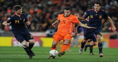 Can Robin van Persie Lead Holland To A Euro 2012 Title?