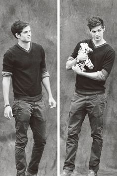 Daniel Sharman Teen Wolf