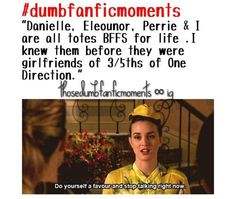 Yup just nope. #dumbfanficmoments