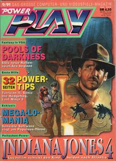 Power Play 9/91