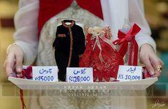 Cute idea for dhood pilai Desi Wedding Decor, Wedding Stage Decorations, Wedding Props, Diy Wedding, Wedding Events, Weddings, Wedding Ideas, Bride Entry, Wedding Entrance