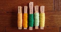 Colour scheme ideas for Stylecraft Yarn's Special DK collection (part 1)