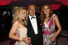 Allegra & Fawaz Gruosi at the de GRISOGONO party in Cannes - Cannes Film Festival 2007