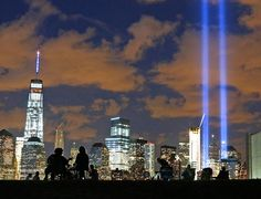 Photo of the Weekend: Remember 9/11 with a Tribute in Light