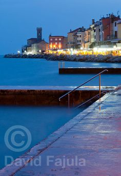 [EN] Piran at dawn