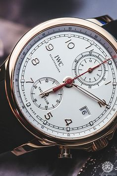 We celebrate the 75th Anniversary of the Portugieser Collection.