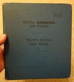 Ww.2  #r.a.f #pilots wartime flying log book #(canadian) .2,  View more on the LINK: http://www.zeppy.io/product/gb/2/152344022843/