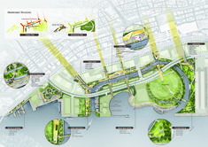 Gallery - SYNWHA Consortium Wins Competition to Design Waterfront Park for Busan North Port - 11