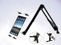 I need a heavy duty swing arm for a camera mount I'm working on. Ipad Mount, Tablet Mount, Ipad Tablet, Tablet Holder, Tablet Stand, Laptop Accessories, Edc, Studios, Sofa