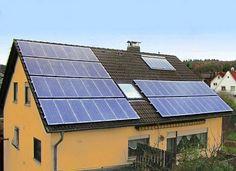 Photovoltaik & Solarthermie - Portal Kress