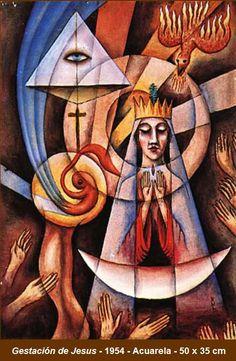 Xul Solar: Gestación de Jesús