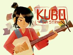 Storyteller- Kubo from Kubo and the Two Strings