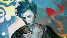 """Interview: Twenty-five years after he initially created Sandman, Gaiman returns to one of his most enduring characters. Gaiman says writing The Sandman: Overture was """"the most intense period of my life."""""""