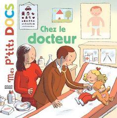 Amazon.fr - Chez le docteur - Stéphanie Ledu, Catherine Brus - Livres