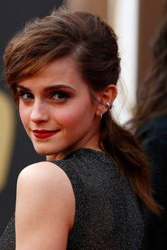 coiffures Emma Watson