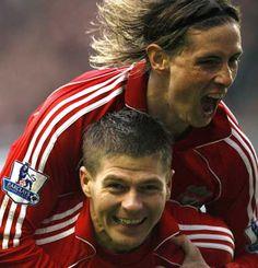The Kid se gana la confianza y el cariño de los seguidores del Liverpool