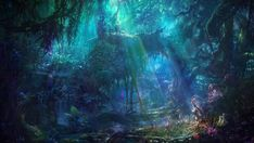 fantasy landscape art - Google Search
